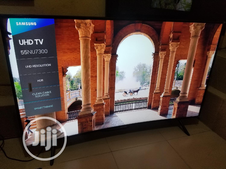 Archive: Samsung Smart 55inch Curve Premium UHD 4k Tv, 2018 Model