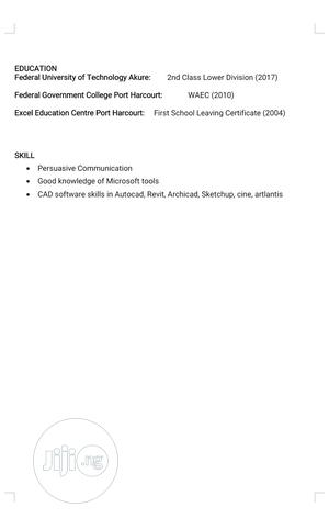 Teaching CV   Teaching CVs for sale in Rivers State, Obio-Akpor