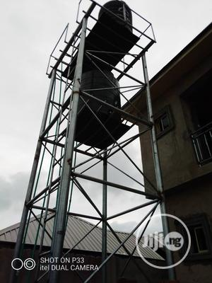 Scaffold for Water Tank and Tank Towers | Building & Trades Services for sale in Lagos State, Lekki