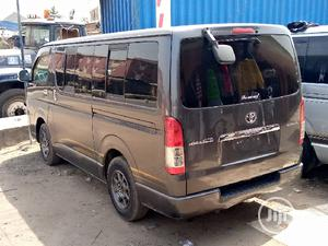 Toyota Hiace Hummer 1 2014   Buses & Microbuses for sale in Lagos State, Egbe Idimu