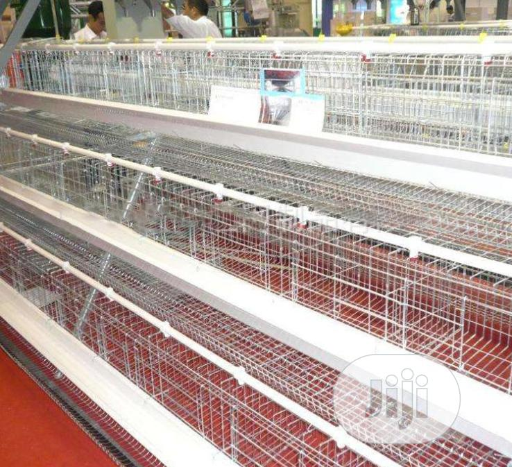 China Factory Battery Cages Imported Hot Galvanized Poultry Cages