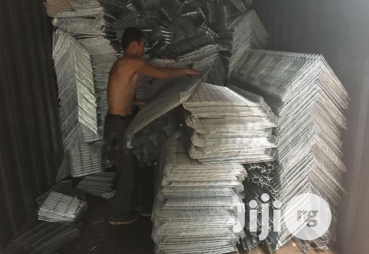 China Factory Battery Cages Imported Hot Galvanized Poultry Cages | Farm Machinery & Equipment for sale in Ikeja, Lagos State, Nigeria
