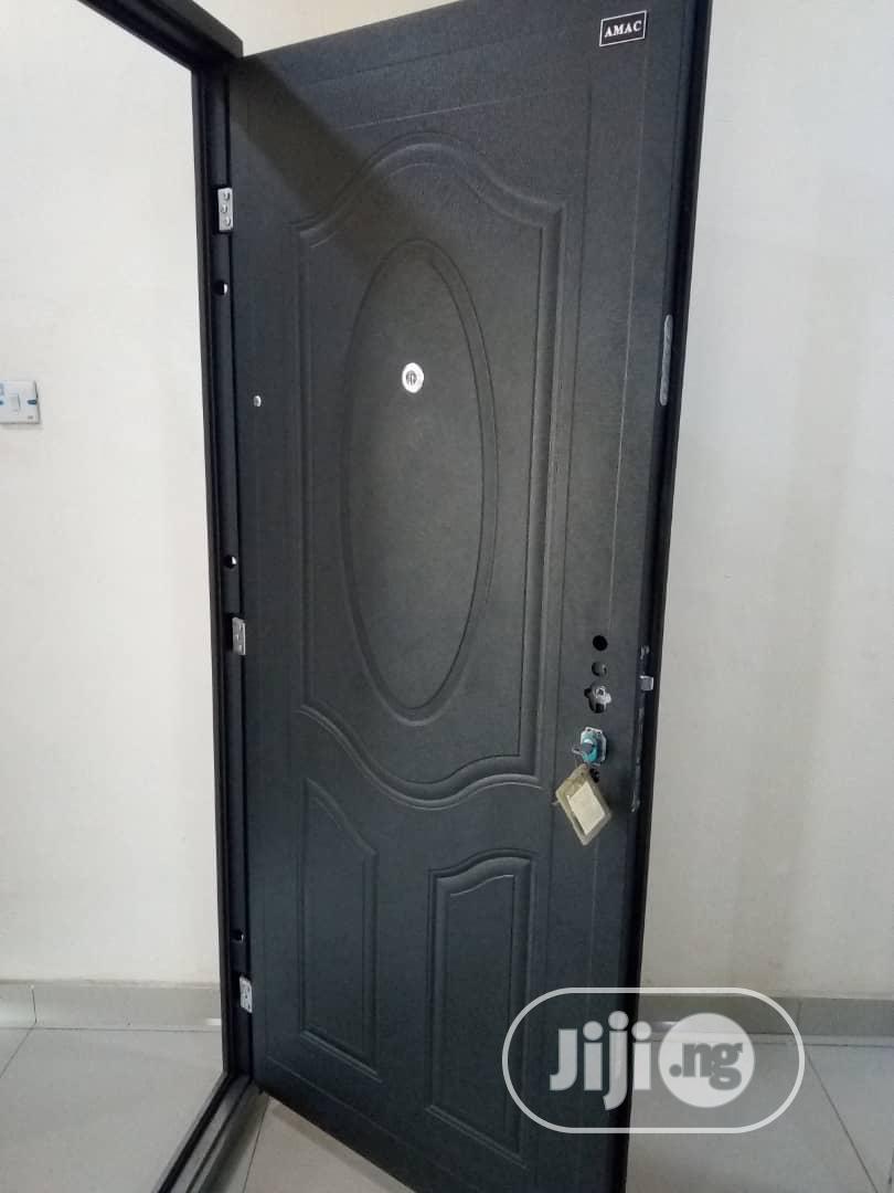 Steel Security Doors for Internal and External