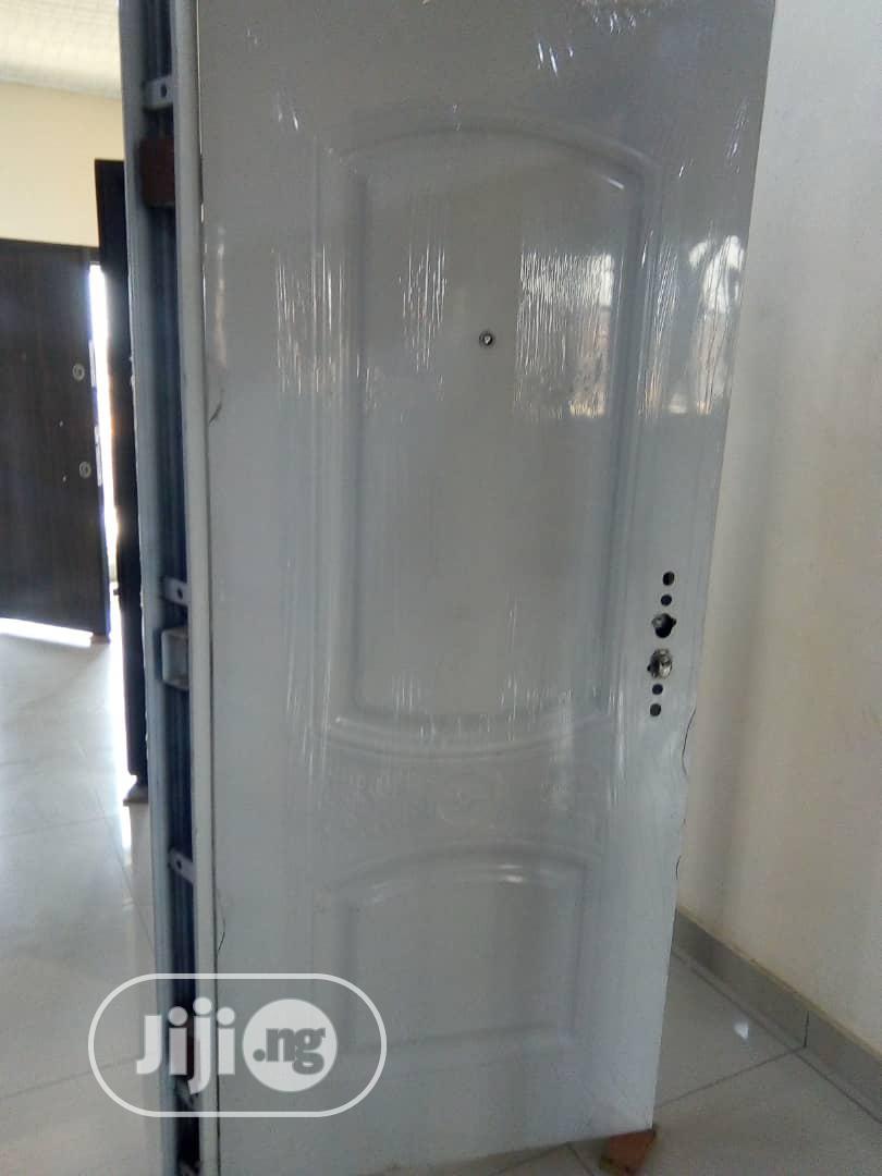 Steel Security Doors for Internal and External   Doors for sale in Alimosho, Lagos State, Nigeria