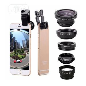 Telephoto Camera Clip-on Lens For Universal Cell Phone -   Accessories for Mobile Phones & Tablets for sale in Lagos State, Ikeja