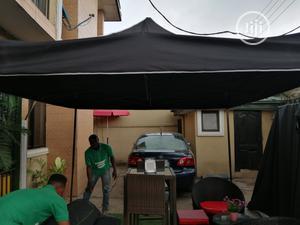 6/6 Gazebo Foldable Canopy For Birthdays And Sendforths | Garden for sale in Lagos State, Ikeja