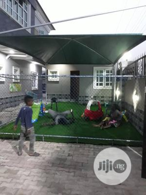 Steel Structural Base With Original Mesh | Garden for sale in Lagos State, Alimosho