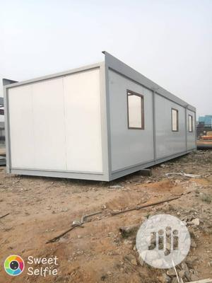 Brand New Portable Cabin For Office Use    Commercial Property For Sale for sale in Lagos State, Ajah