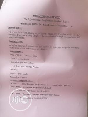 Restaurant & Bar CV | Restaurant & Bar CVs for sale in Lagos State, Ikeja