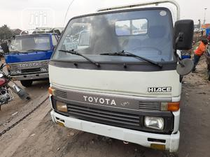 Toyota Dyna 150 2001 White   Trucks & Trailers for sale in Lagos State, Apapa