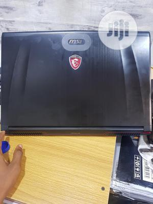 Laptop MSI GE72VR 7RF Apache Pro 16GB Intel Core i7 SSHD (Hybrid) 1T   Laptops & Computers for sale in Lagos State, Ikeja
