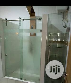 Aluminum Glass Door   Doors for sale in Abuja (FCT) State, Asokoro