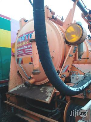 Mercedes Truck - Waste Tanker   Trucks & Trailers for sale in Lagos State, Amuwo-Odofin