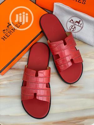 Hermes Designer Slip on Big Foot Sizes | Shoes for sale in Lagos State, Magodo