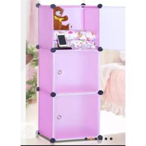 Baby Storage Wardrobe | Children's Furniture for sale in Lagos State, Surulere