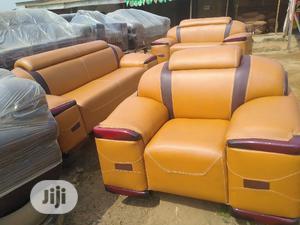 Classic Exclusive Sofa Complete Set   Furniture for sale in Lagos State, Ilupeju