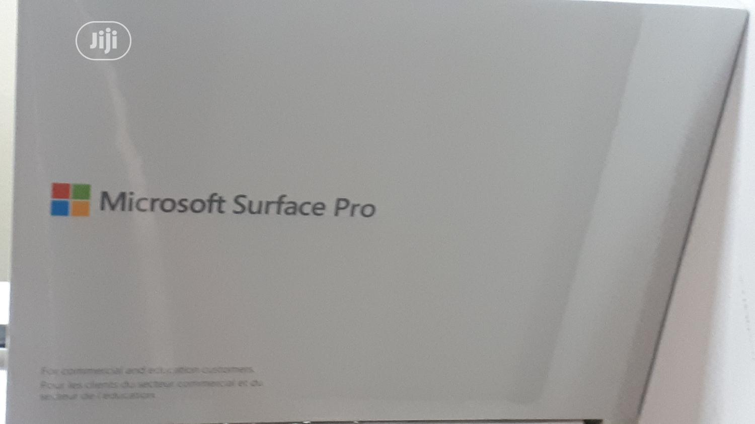 New Laptop Microsoft Surface Pro 16GB Intel Core i7 SSD 1T   Laptops & Computers for sale in Ikeja, Lagos State, Nigeria