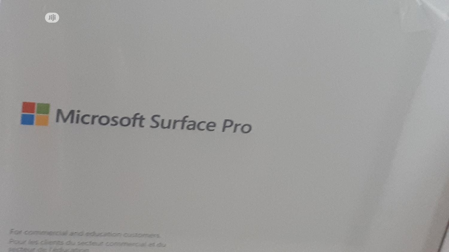 New Laptop Microsoft Surface Pro 16GB Intel Core i7 SSD 512GB   Laptops & Computers for sale in Ikeja, Lagos State, Nigeria