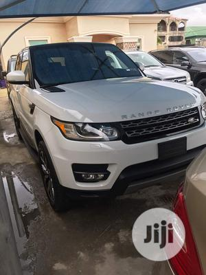 Land Rover Range Rover Sport 2016 SE 4x4 (3.0L 6cyl 8A) White   Cars for sale in Lagos State, Maryland