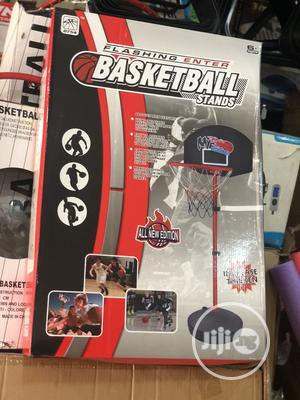 Basketball Stand For Kids   Sports Equipment for sale in Lagos State, Apapa