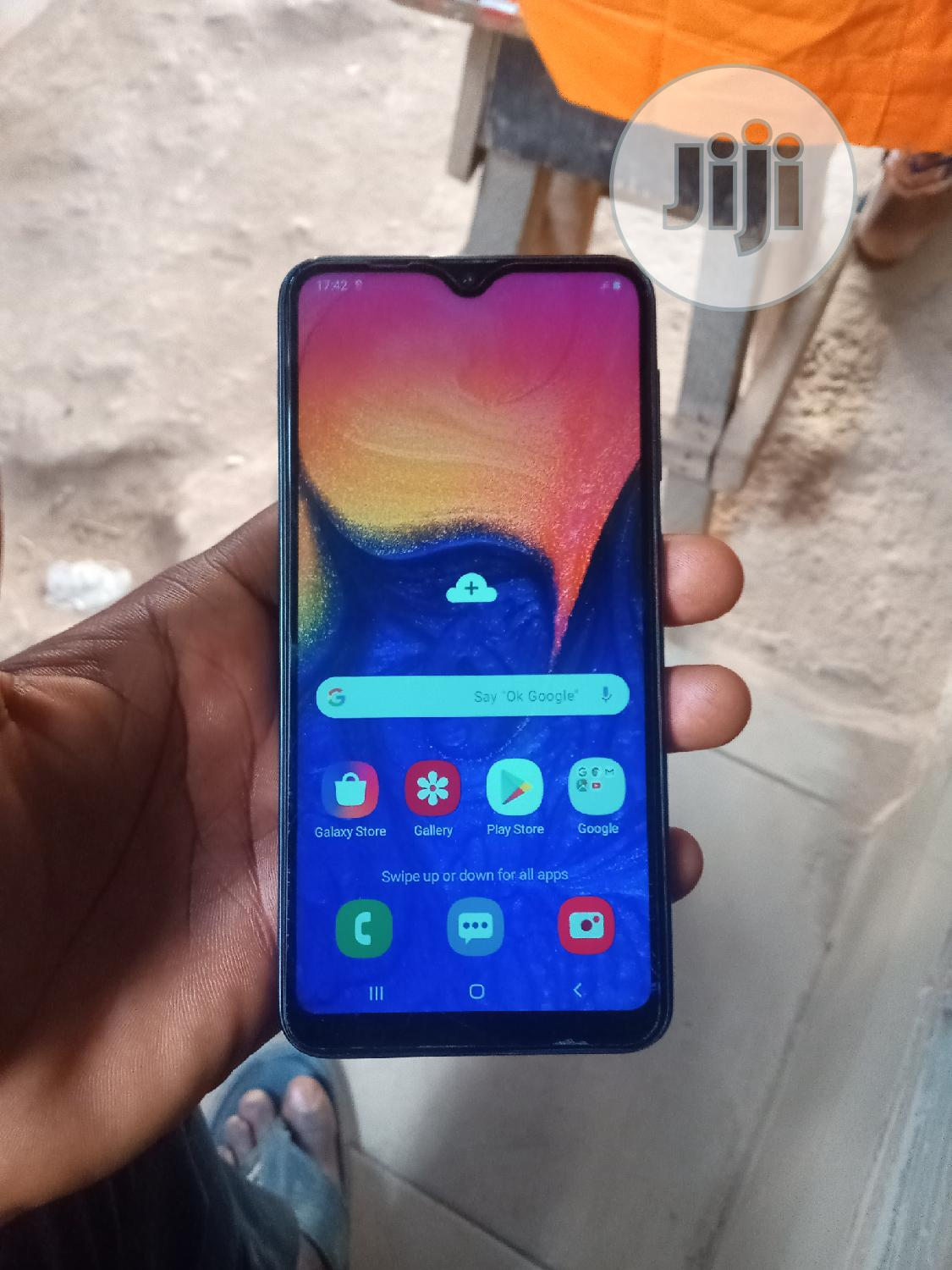 Samsung A10 32 GB Blue   Mobile Phones for sale in Wuse, Abuja (FCT) State, Nigeria