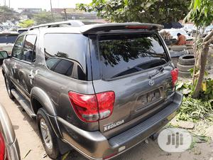 Toyota Sequoia 2006 Gray | Cars for sale in Lagos State, Apapa