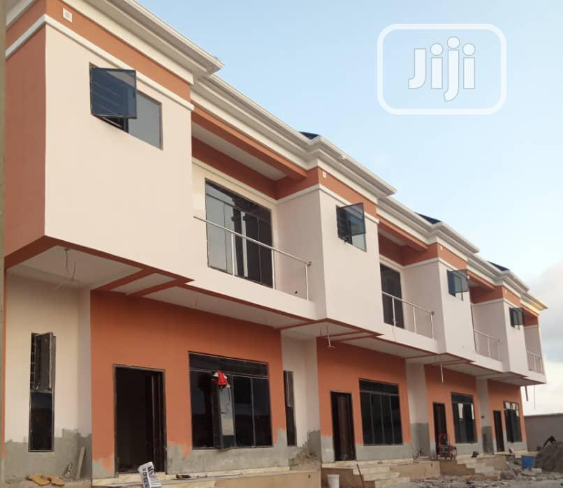 New 4 Bedroom Terrace Duplex At Lekki Phase 1 For Sale.