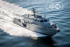 Marine Escort Boat With Full Members And Bunker For Available Hire | Logistics Services for sale in Lagos State, Amuwo-Odofin