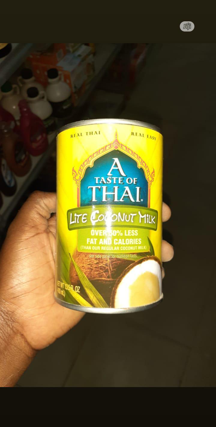 Archive: A Taste Of Thai Light Coconut Milk