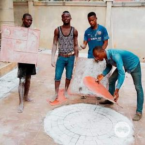 Concrete Stamped Floorin*Polishing | Cleaning Services for sale in Lagos State, Lekki