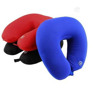 Travel Massage Pillow, U-shaped Neck Support | Massagers for sale in Lagos State, Lagos Island (Eko)