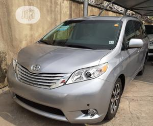 Toyota Sienna 2017 Silver | Cars for sale in Lagos State, Amuwo-Odofin