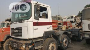 Tokunbo MAN 1999 White | Trucks & Trailers for sale in Lagos State, Apapa