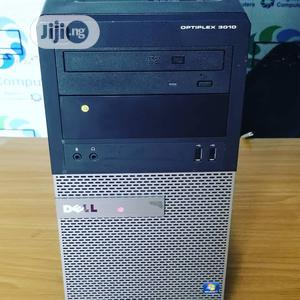 Desktop Computer Dell OptiPlex 3050 2GB Intel Core I3 HDD 320GB   Laptops & Computers for sale in Lagos State, Mushin