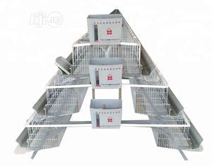 China Factory a Type Battery Cages Best Poultry Cages | Farm Machinery & Equipment for sale in Ondo State, Ikare Akoko