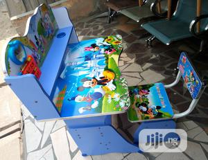 Classic Children Reading Table And Chair   Children's Furniture for sale in Abuja (FCT) State, Central Business District