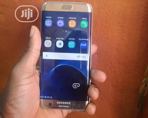 Samsung Galaxy S7 edge 32 GB Gold | Mobile Phones for sale in Lagos State, Yaba