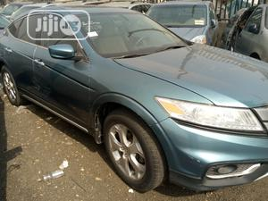 Honda Accord CrossTour 2013 EX-L Green   Cars for sale in Lagos State, Surulere
