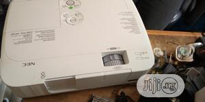 Clean Nec Projector With HDMI | TV & DVD Equipment for sale in Lagos State, Lagos Island (Eko)