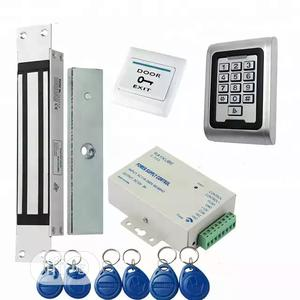 Magnetic Lock 180KG Access Control System Kit + FRID Keypad +Exit | Computer Accessories  for sale in Lagos State, Ikeja