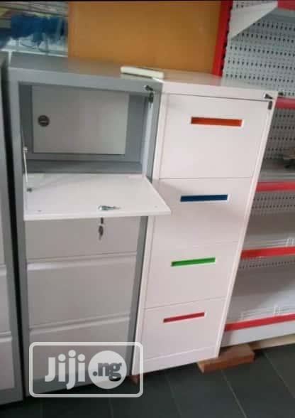 Archive: Office Filing Cabinet With Safe