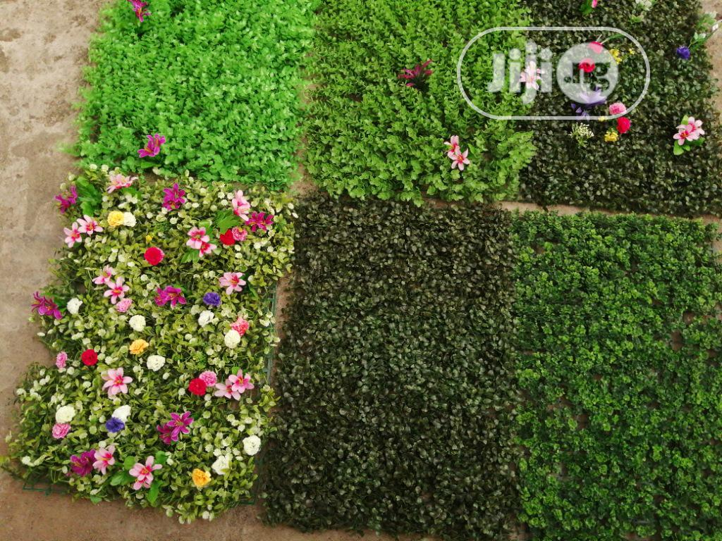 Boxwood Artificial Creeping Plants For Fence Decoration