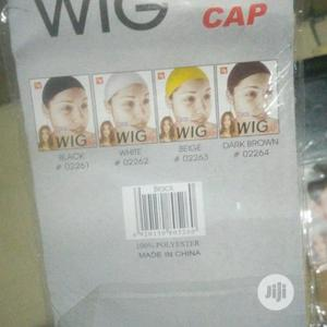 2 Pcswig Cap Light Brown | Hair Beauty for sale in Rivers State, Port-Harcourt