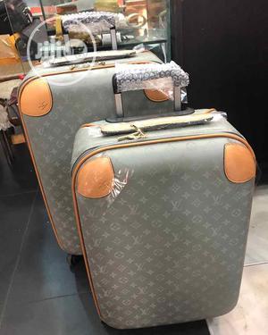 Original Set of 2 Louis Vuitton Luggage | Bags for sale in Lagos State, Lagos Island (Eko)