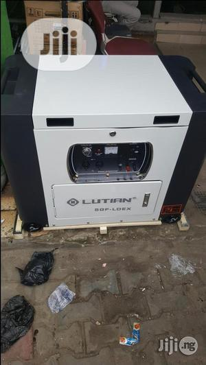 Lutian Diesel Sound Proof Generator 10 Kva | Electrical Equipment for sale in Lagos State, Ojo