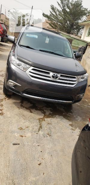 Toyota Highlander 2011 SE Gray | Cars for sale in Oyo State, Ibadan