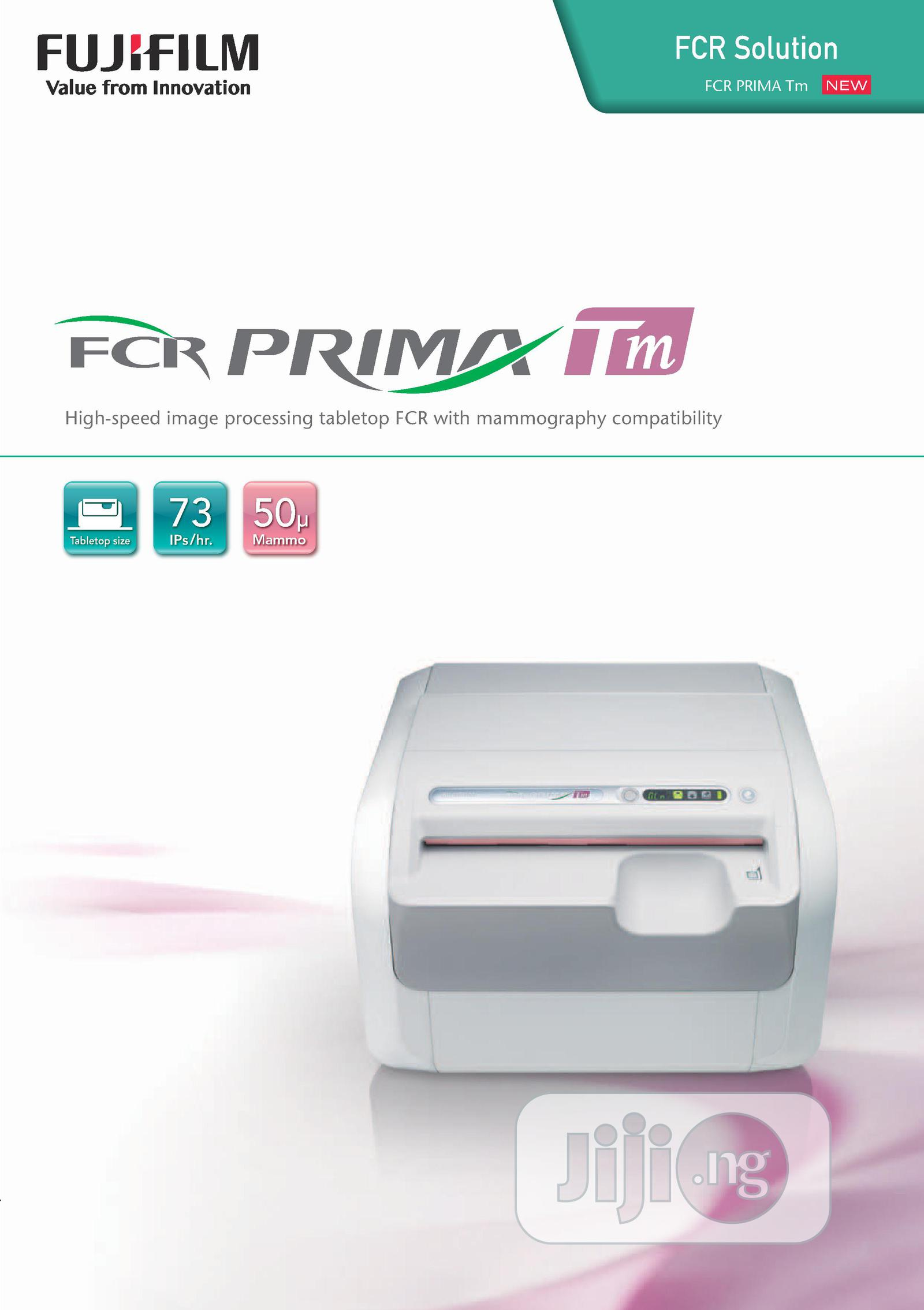 Archive: Fuji Prima TM Digitizer With Mammography Functions