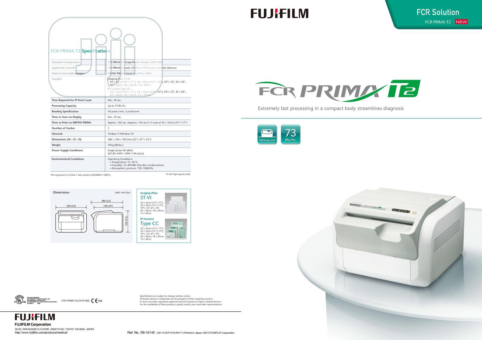 Archive: Fuji Prima T2 Digitizer