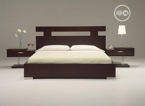 Contemporary Design Bed Frame   Furniture for sale in Lagos State, Ajah
