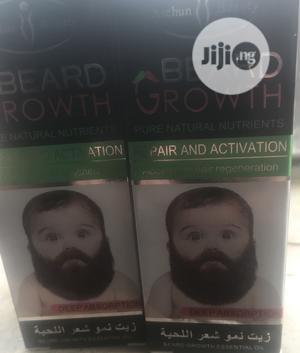 Men Growth Oil   Hair Beauty for sale in Lagos State, Alimosho